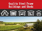 Steel Frame Buildings and Sheds