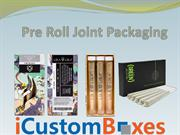 Custom Pre Roll Boxes Wholesale