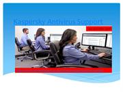 Kaspersky Antivirus Support Number
