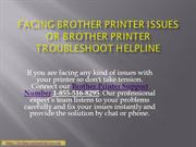 Printer Error Solution Dial Brother Printer Support 1-855-516-8295