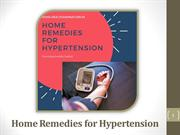 5 Tips on Home Remedies for Hypertension to Live Healthily