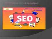 SEO Services in UK - The SMS World