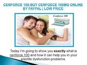 Buy Cenforce 100 mg Online at Discount Price