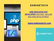 Hire Dedicated PHP Developer From India