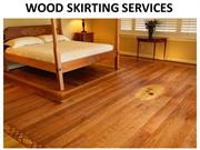 Wood Skirting in Dubai