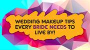 Wedding Makeup Tips Every Bride Needs To Live By!