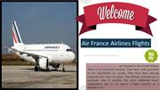 Air-France Airlines Flights to the best travel moments