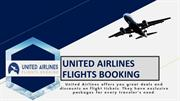 Feel Luxury in Your Budget with United Airlines Flights Booking