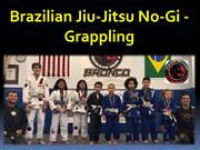 Brazilian Jiu-Jitsu No-Gi - Grappling