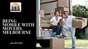 Being Mobile With Movers Melbourne-365 Movers