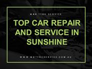 Top Car Repair and Service in Sunshine