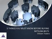 5 THINGS YOU MUST KNOW BEFORE BUYING MITSUBA