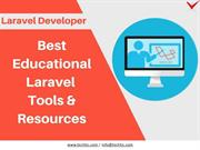 Best Educational Laravel Tools & Resources for Laravel Developers