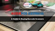 A Guide to Buying Barcode Scanners