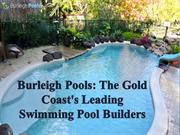 Burleigh Pools: The Gold Coast's Leading Swimming Pool Builders