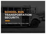 SCHOOL BUS TRANSPORTATION SECURITY - Track School Bus