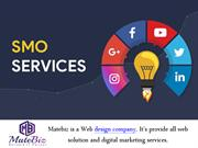 SMO Services Will Boost Your Website Traffic Contact Matebiz India