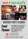 Event planners and Birthday Party Planner in India