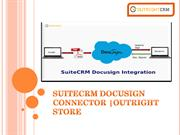 SuiteCRM DocuSign -Outright Store