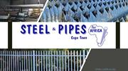 Renowned Steel & Pipes Manufacturer in South Africa