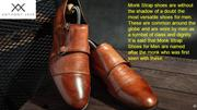 A Precise Guidebook of The Monk Strap Shoes For Men