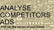 Analyse Competitors ads