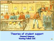 Theory of distance student support
