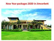 New Year 2020 Celebration | New Year Packages near Delhi