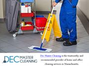 Janitorial Cleaning Services Can Free You From cleaning