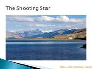 Digital nomad lifestyle | The Shooting Star