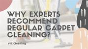 Why Experts Recommend Regular carpet cleaning