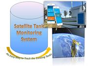 Satellite Tank Monitoring System: An Way to Track the Existing Tanks
