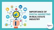Importance OF Digital Marketing In Real Estate Industry