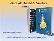 Latest salesforce adm-201 Exam Questions - adm-201 Dumps PDF