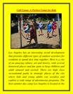 Cali Camp- A Perfect Camp for Kids