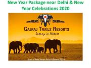New Year Package near Delhi | New Year Celebrations 2020