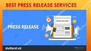 Best Press Release Services