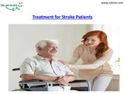 Treatment for Stroke Patients | Post Stroke Rehabilitation