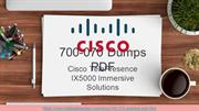 Buy Cisco 700-070 Dumps With 3 Month Free Updates By Realexamdumps.com