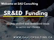 SR&ED Funding for Businesses - SAU Consulting