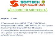 Website Design | Website Development | ECommerce Website - Softech18