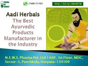 Best Third Party Manufacturing Pharma Companies in India
