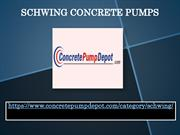 Schwing Concrete Pumps-converted