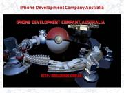 iphone development company australia