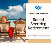 Social Security Card Application Today | Apply For Retirement Benefits