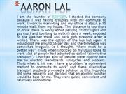 Aaron lal | new fashion designs