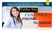 TurboTax customer service number