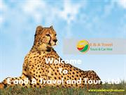 African safari vacation packages Zambia