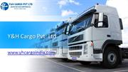Yhcargo Best Logistics, Air Freight and Sea Freignt Services in India