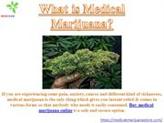 Buy Medical Marijuana Online – Medicak Marijuana Store